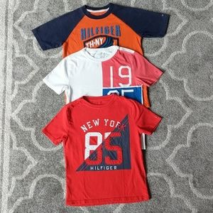 Tommy Hilfiger t-shirts boys size 8-10
